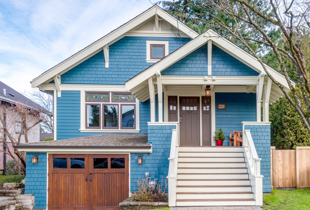 A house with great curb appeal will attract buyers.