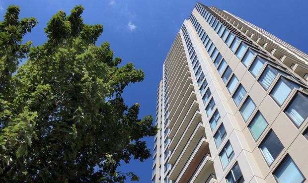 Condo sales are still hot in the housing market