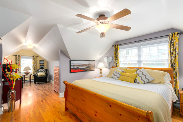 Every room of the house should look its best in home photos