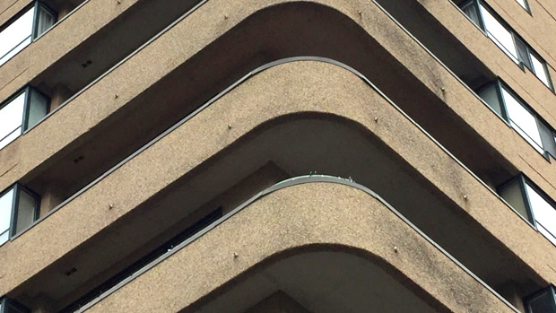 Older condo buildings can be a great buy because you usually get more space for your money.