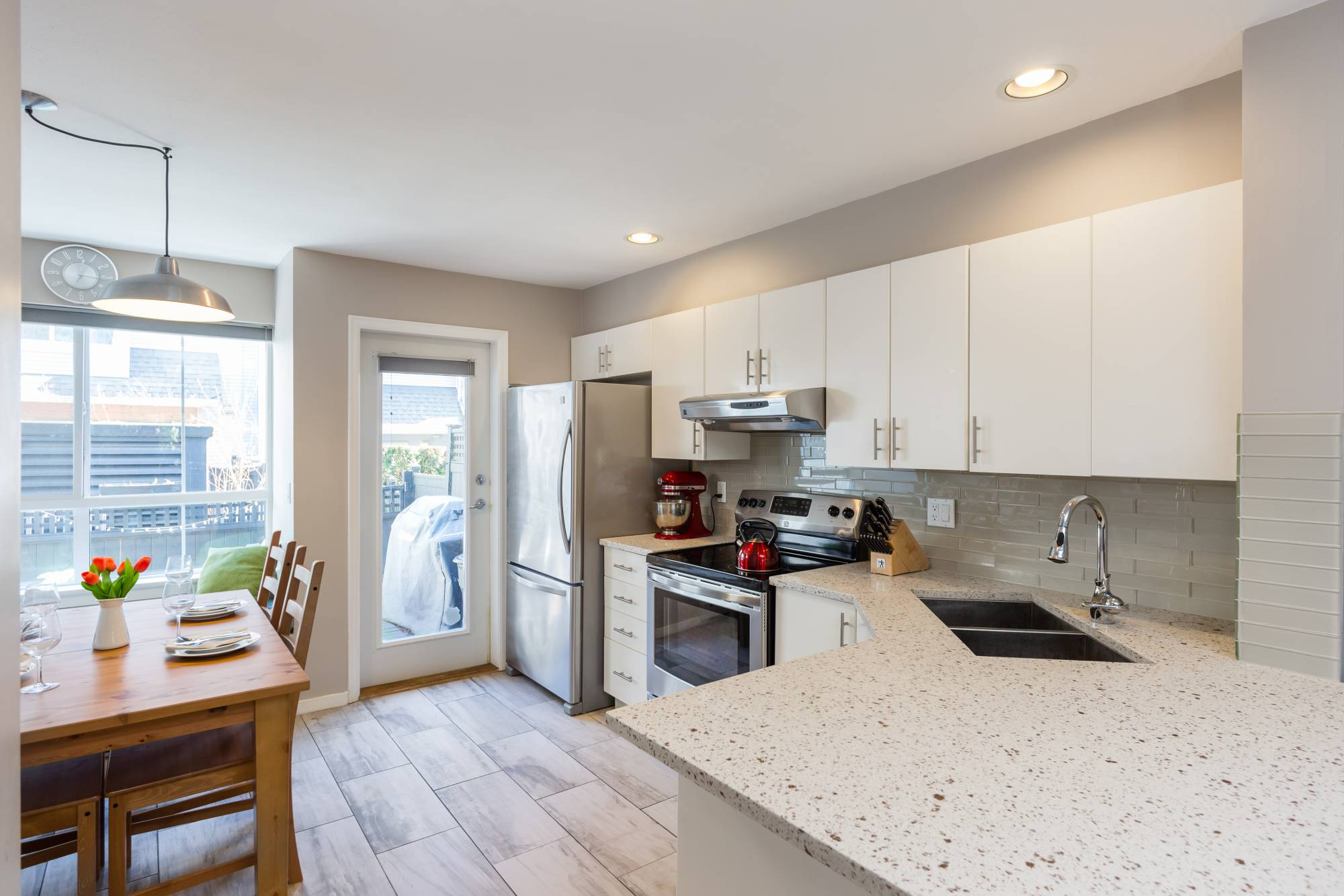 3 Storey Townhouse In Middlegate Burnaby R2351789 Garbutt