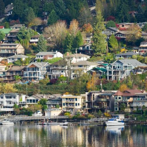 Port Moody Single Family Homes