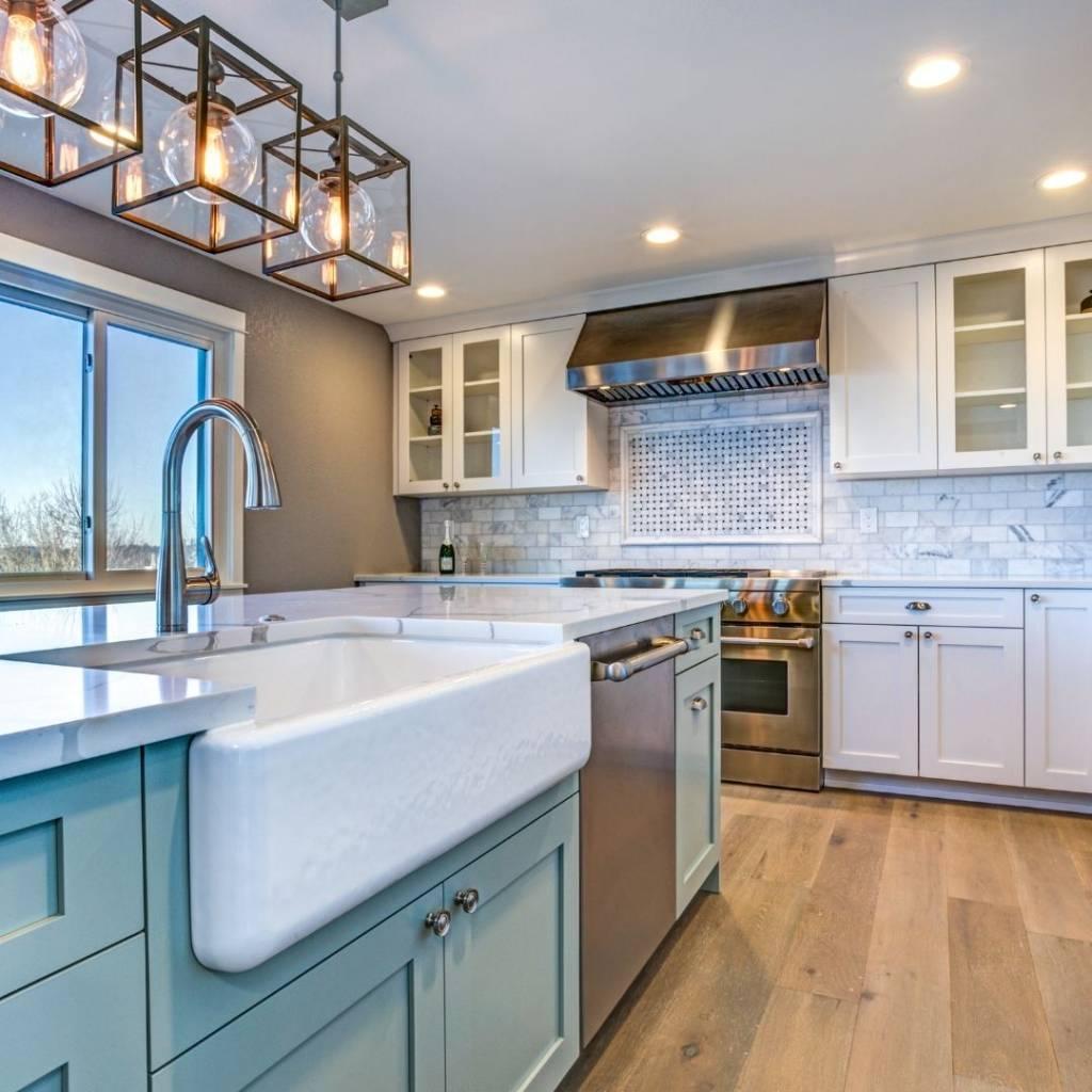 effectively renovate kitchen