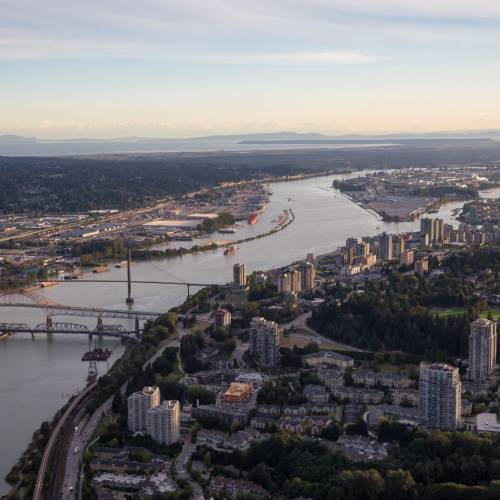 New Westminster and Port Moody Comparison