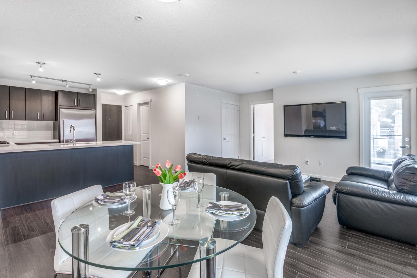 Corner Unit Apartment/Condo