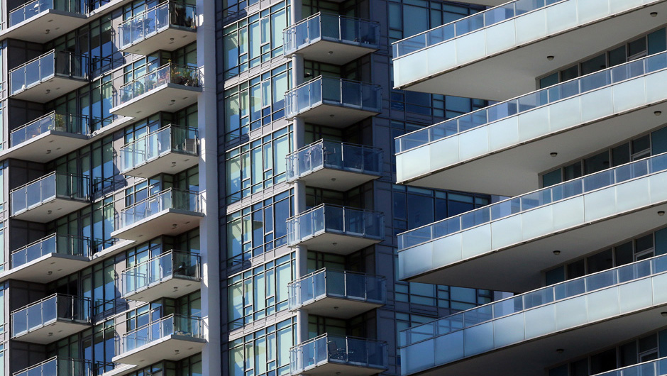 Condo sales are holding their own even as buyers sit out the real estate market