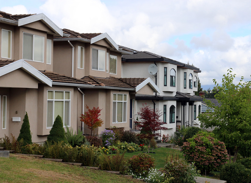 September home sales in Burnaby were down.