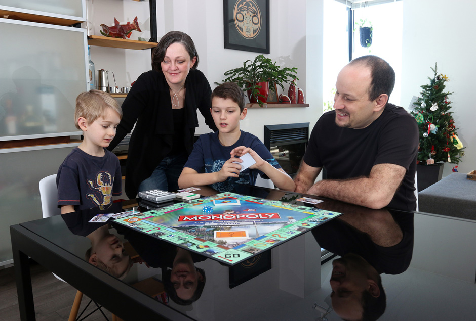 Matt Lorenzi and his family know the frustration of buying a home in New Westminster.