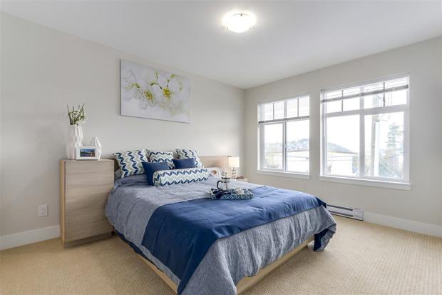 Bedroom at Pacifico
