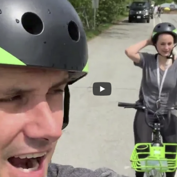 #POMOLIFE: EPISODE 4 – U-BICYCLE TOUR THROUGH NEWPORT