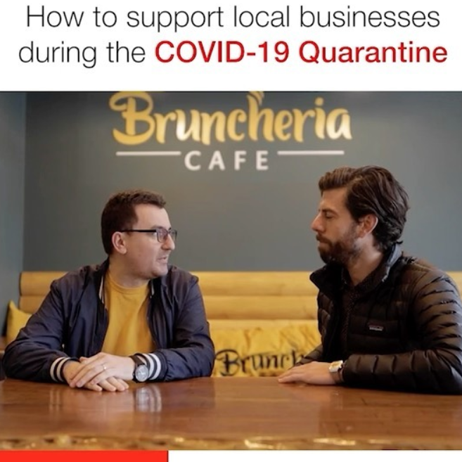 How To Support Local Businesses during COVID-19